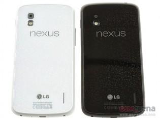 Nexus 4 в черно-белом цвете