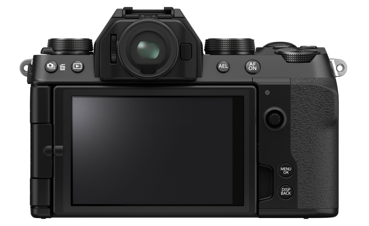 Fujifilm launches X-S10 camera with in-body stabilization for $1000