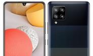 Samsung наконец-то представила полные спецификации Galaxy A42 5G