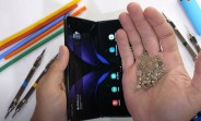 Galaxy Z Fold 2 subjected to durability test, makes for a cringey watch