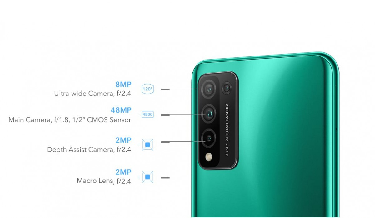 Honor 10X Lite goes official with Kirin 710 and 5,000 mAh battery