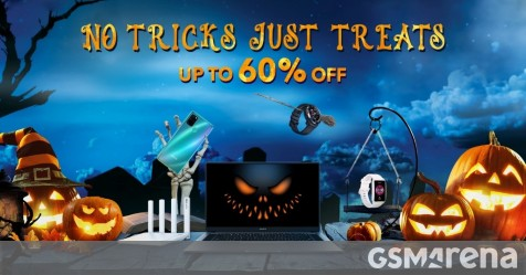 Honor Halloween sale sees laptops, smartwatches discounted - GSMArena.com news - GSMArena.com