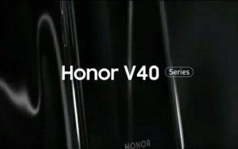 Honor is already working on V40 series, first teaser reveals