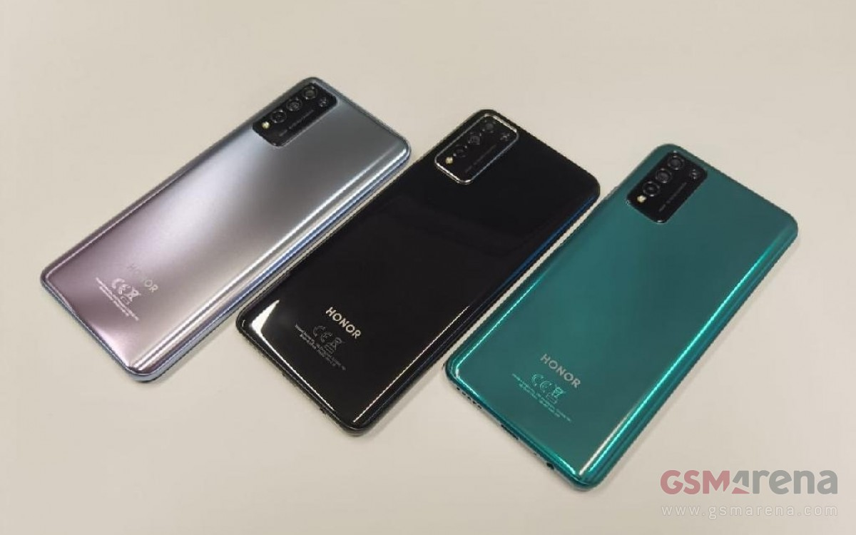 Upcoming Honor X-series phone leaks in live images