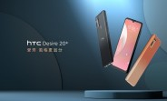 HTC Desire 20+ unveiled with Snapdragon 720G, quad cameras and 5,000mAh battery