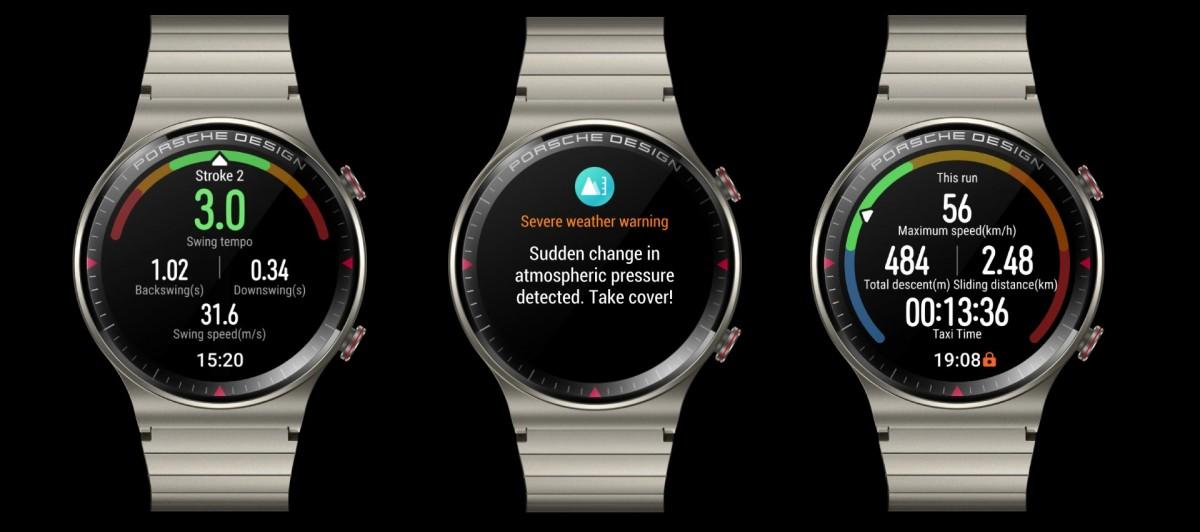 Huawei unveils FreeBuds Studio, Porsche Design Watch GT 2 and more