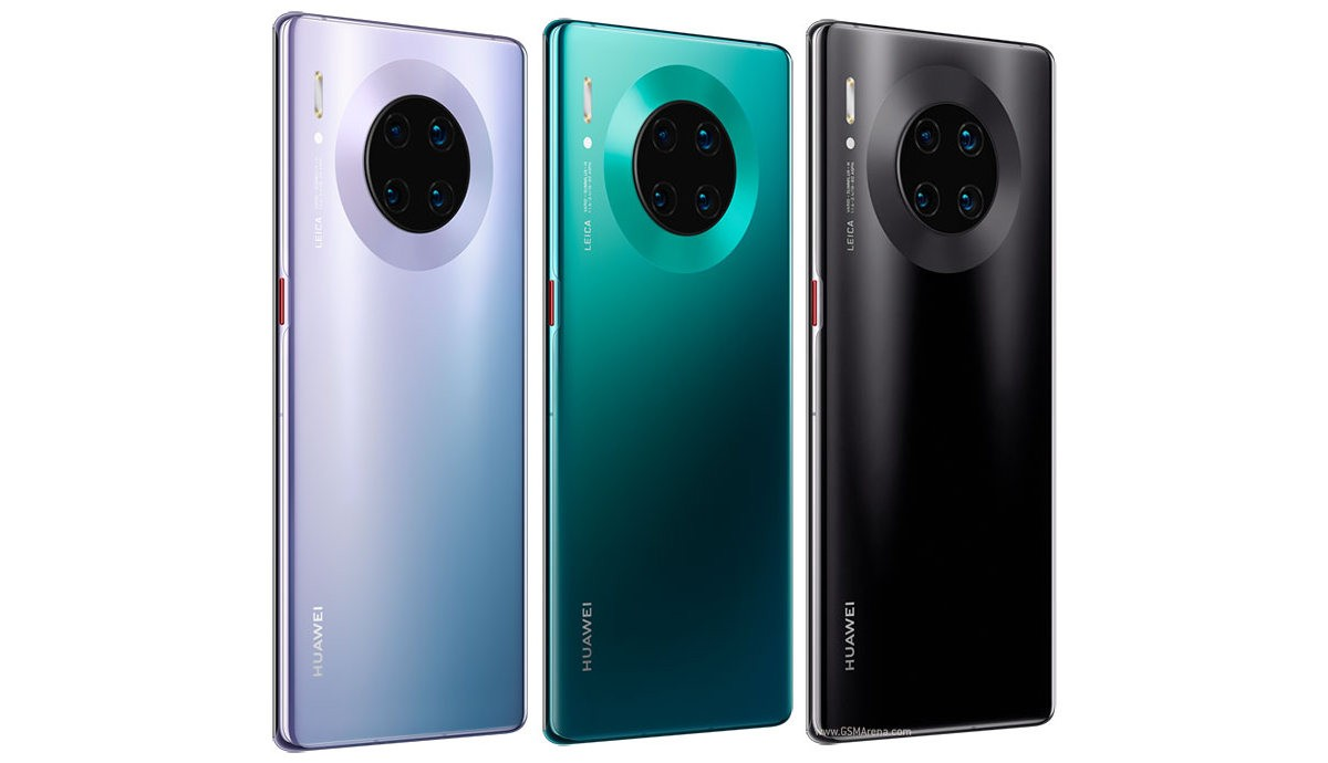 Huawei Mate 30E Pro makes quiet debut with Kirin 990E chipset