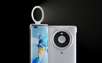 Huawei announces Mate 40 Pro Ring Light Case,  M-Pen 2 stylus, fast car chargers and power bank