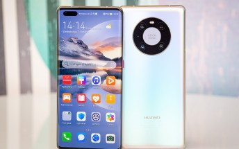 Huawei Mate 40 Pro takes the AI Benchmark crown