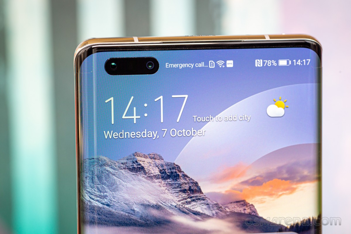 Huawei Mate 40 Pro tops DxOMark charts for both front and rear cameras