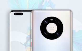 Detailed Huawei Mate 40 Pro massive leak describes 12 MP 5x zoom cam, 6.76