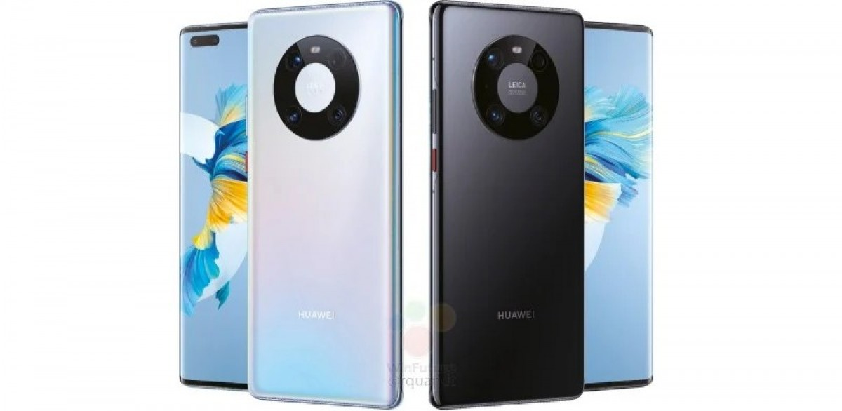 Detailed Huawei Mate 40 Pro leak describes classic 12 MP 5x zoom cam, 6.76'' display
