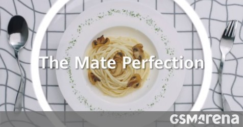 Another Huawei Mate 40 Pro teaser, this one's about ultrawide camera - GSMArena.com news - GSMArena.com