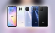 Huawei nova 8 series phones certified with 66W charging