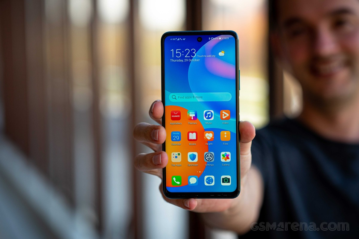 Huawei P Smart 2021 in for review
