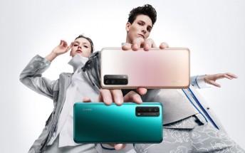 Huawei Y7a announced: Kirin 710A SoC, 48MP quad camera, and 5,000 mAh battery