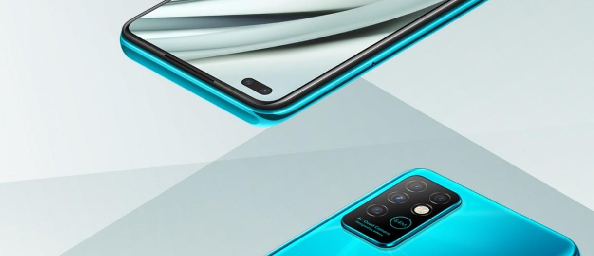 Infinix Note 8 and Note 8i go official - GSMArena.com news