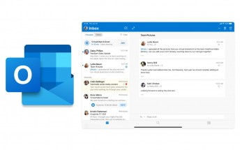 Microsoft Outlook for iPad gains support to attach files with drag & drop