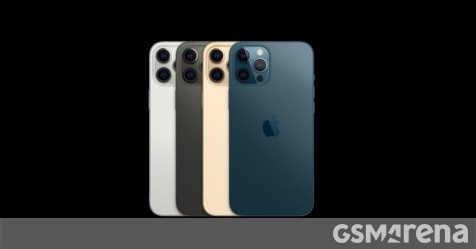 iPhone 12 Pro Max confirmed to pack 3,687 mAh battery - GSMArena.com news - GSMArena.com