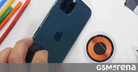 Apple iPhone 12 Pro Ceramic Shield trầy xước như kính thông thường, thử nghiệm tra tấn phát hiện