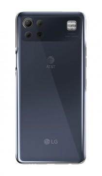 LG K92 5G in Titan Gray