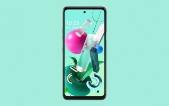 LG K92 appears on Google Play Console with a 5G chipset