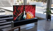 "65"" rollable TV LG Signature OLED R is now available for $87,000"