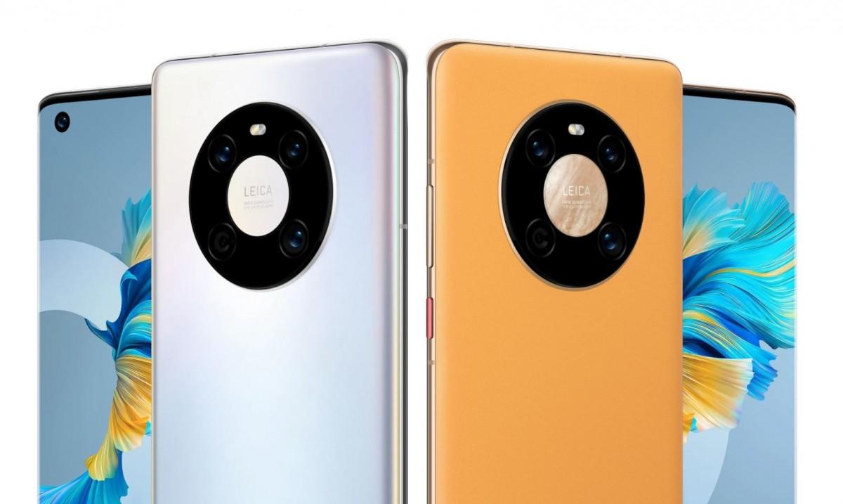 The Huawei Mate 40 brings 6.5-inch OLED, triple camera and Kirin 9000E