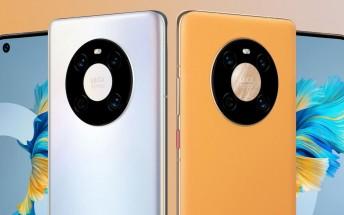 Huawei Mate 40 brings 6.5-inch OLED, triple camera and Kirin 9000E