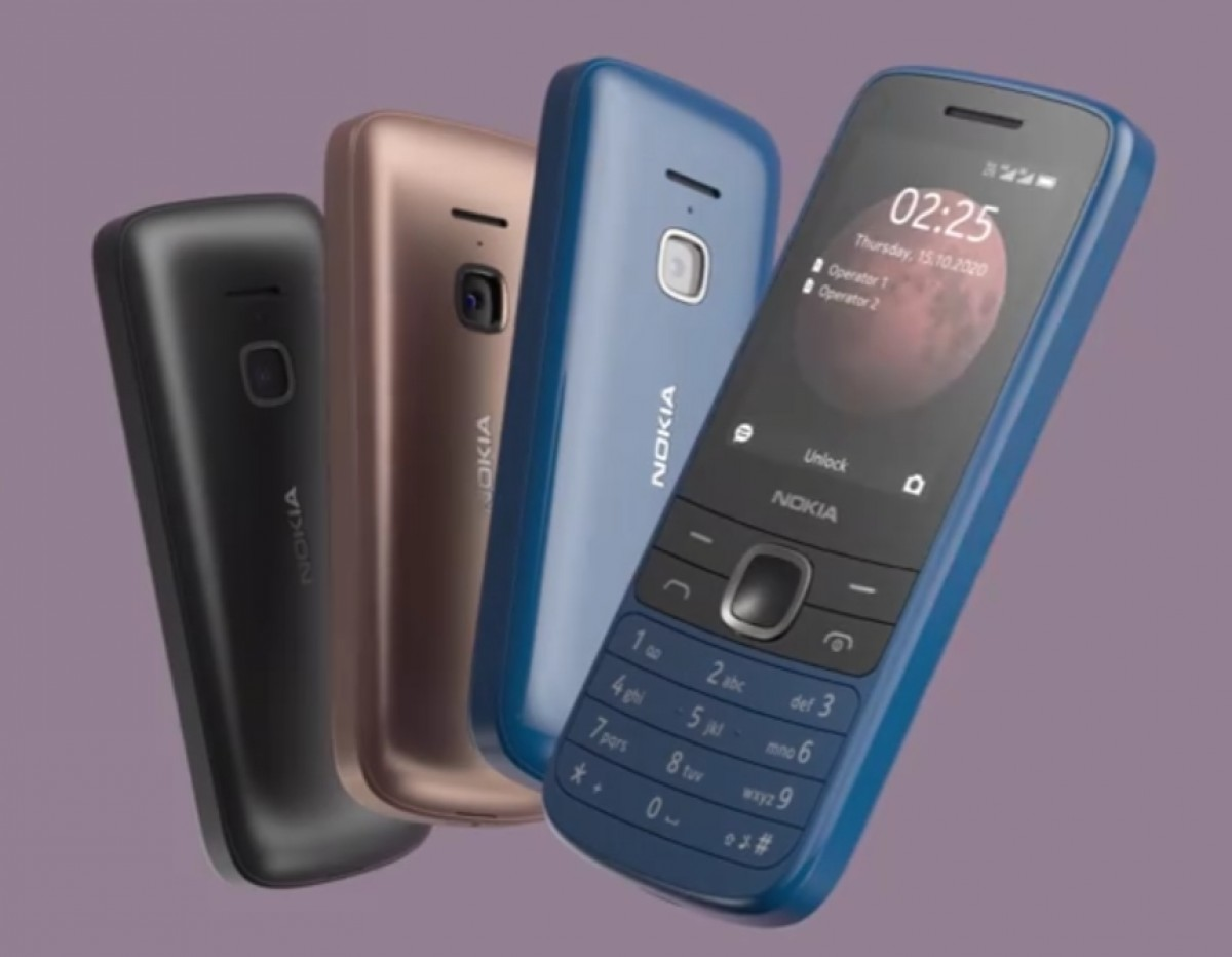 Nokia 215 4G and 225 4G announced in China