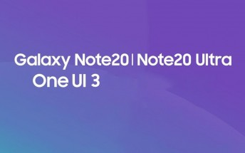 Samsung opens One UI 3.0 beta for Galaxy Note20 series