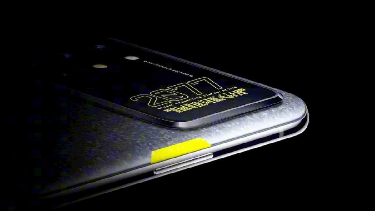 OnePlus 8T to have Cyberpunk 2077 edition, will arrive on November 2