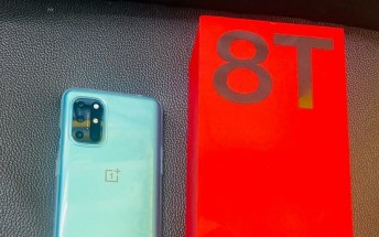 OnePlus 8T appears in the wild a day before its launch