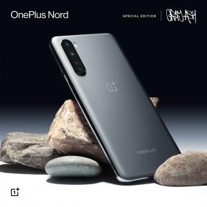 Специальное издание OnePlus Nord в цвете Gray Ash