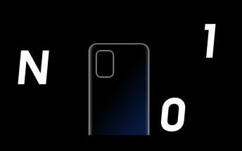 OnePlus Nord N10 sketch leaks, shows off 8T-looking back