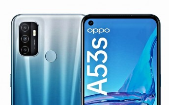 Unannounced Oppo A53s listed on Amazon – images, specs and price in toll