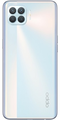 Oppo A93 in white