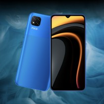 Poco C3 in all its colors