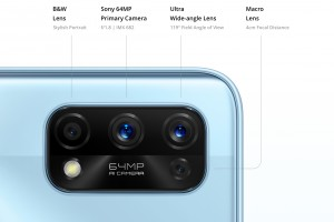 Лучшие функции Realme 7 Pro