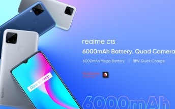 Realme C15 Qualcomm Edition with Snapdragon 460 unveiled