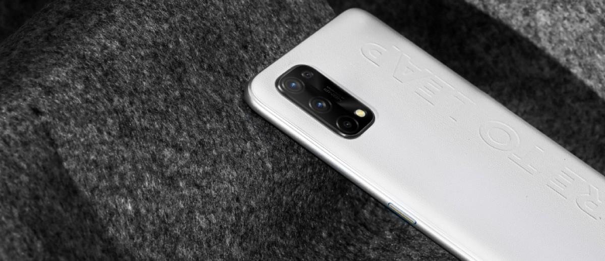 Realme Q2 Pro câmaras