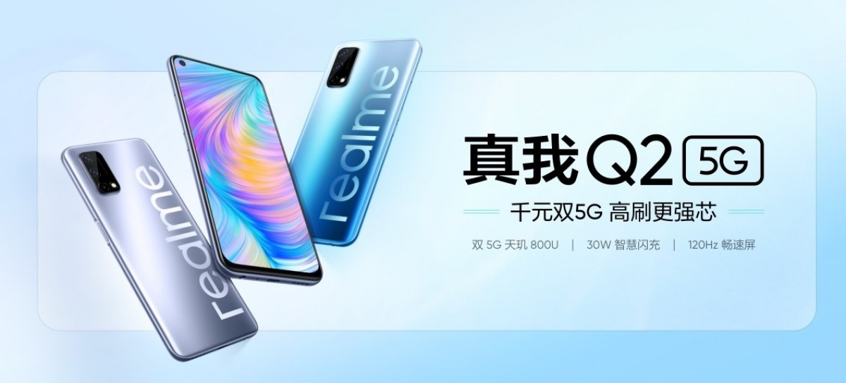 Realme announces three Q2 smartphones with 5G and affordable prices