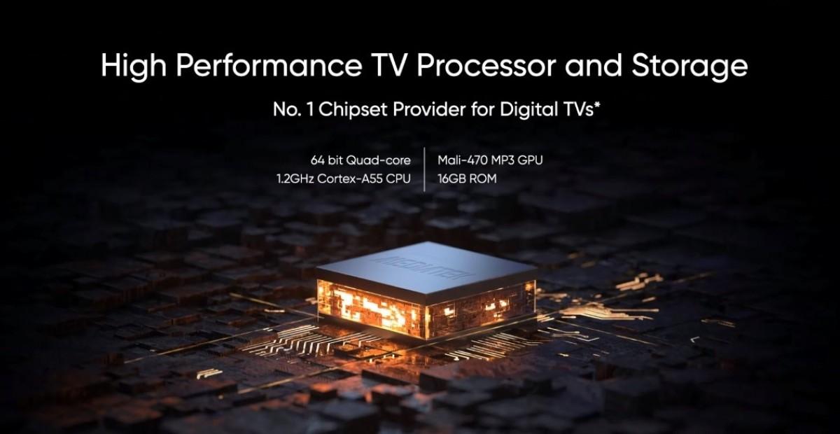 Realme memperkenalkan Smart TV SLED 4K 55 '', 100W Sound Bar, dan beberapa produk AIoT