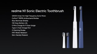 Realme N1 Sonic Electric Toothbrush