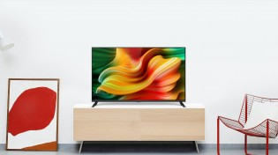 Realme Smart TV in Stand Mode