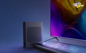 Realme teases 100W soundbar ahead of Leap to Next Gen event