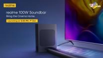 100W soundbar