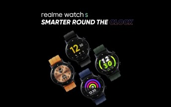 Realme Watch S will be unveiled on November 2, key specs confirmed