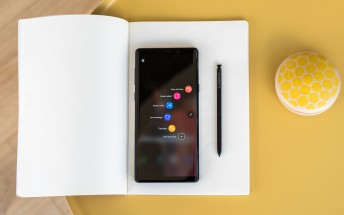 Samsung Galaxy Note9 gets One UI 2.5 update