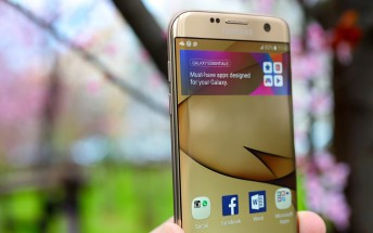 Samsung pushes September security patch for Galaxy S7 series